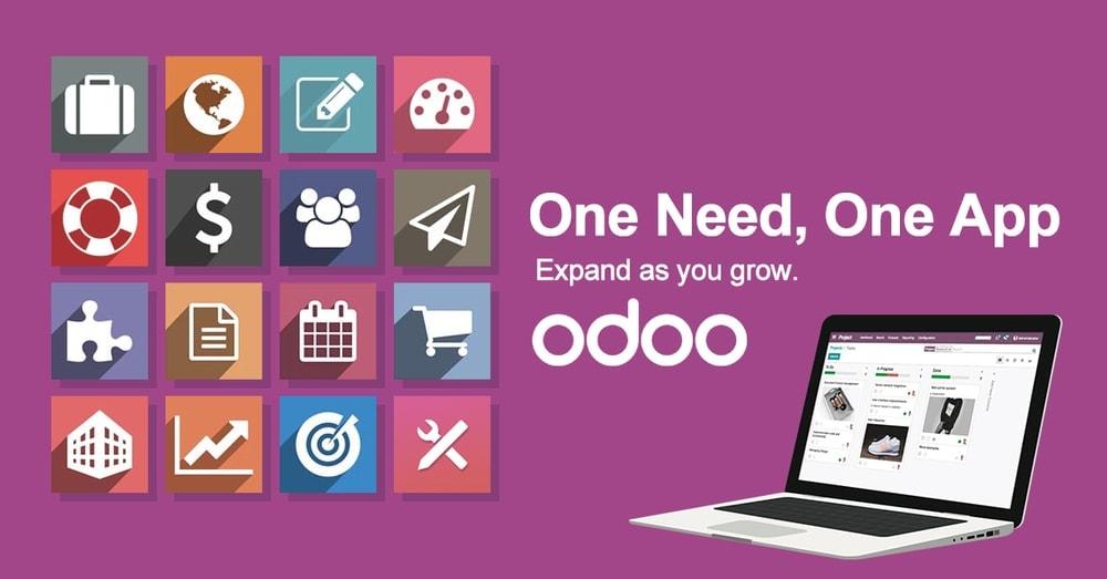 Odoo Open Source ERP