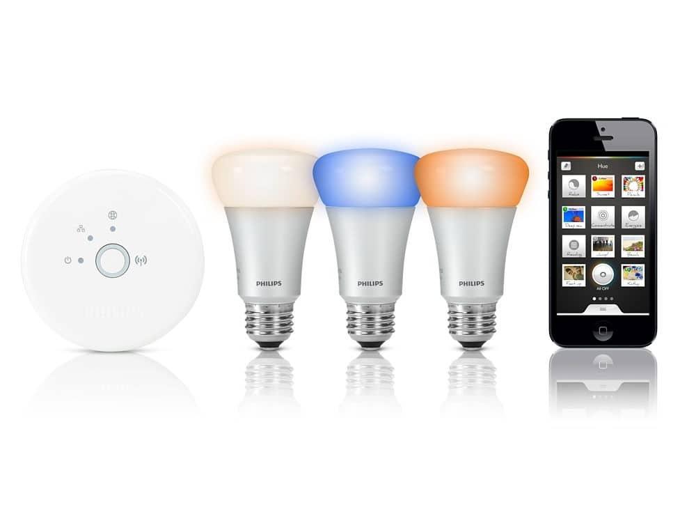Philips Hue Bulbs and Lighting System