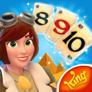 Pyramid Solitaire Saga, best games for your iPhone
