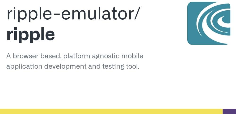 Ripple iOS emulator for PC and Mac