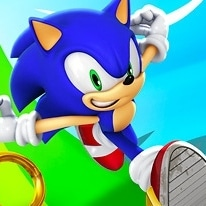 Sonic Dash - Endless Running, best games for your iPhone