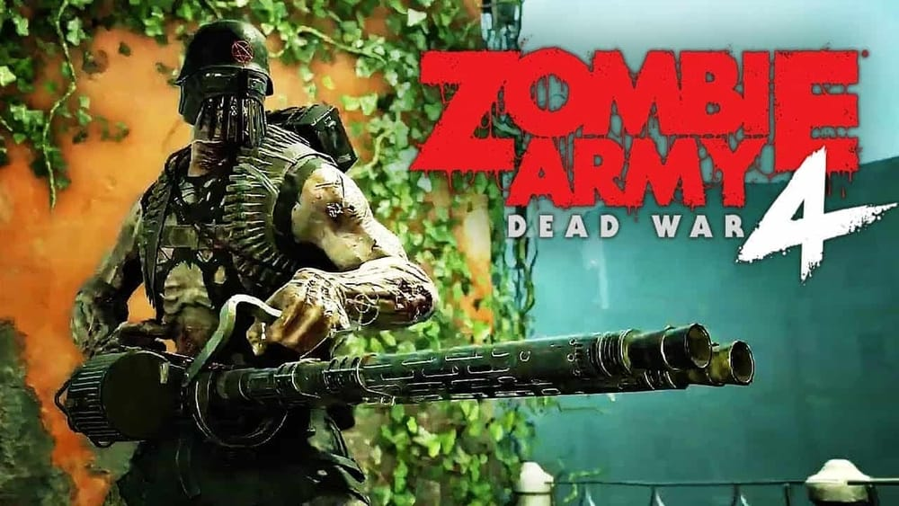 Zombie Army 4, Zombie games for PC