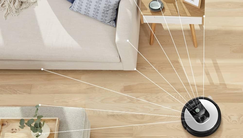 iRobot Roomba Vacuum Home Automations using IoT