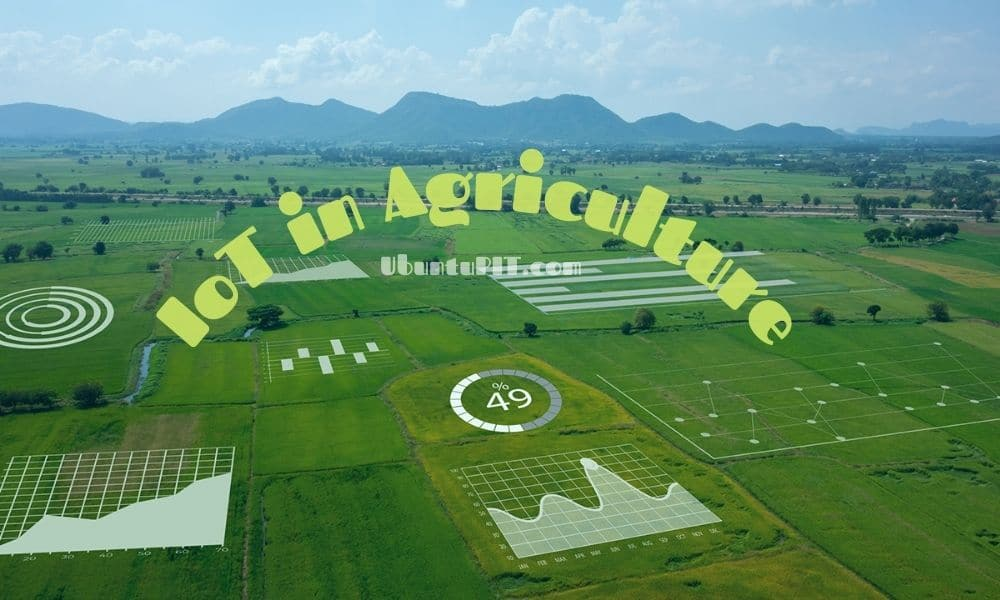 Advantages of IoT in Agriculture