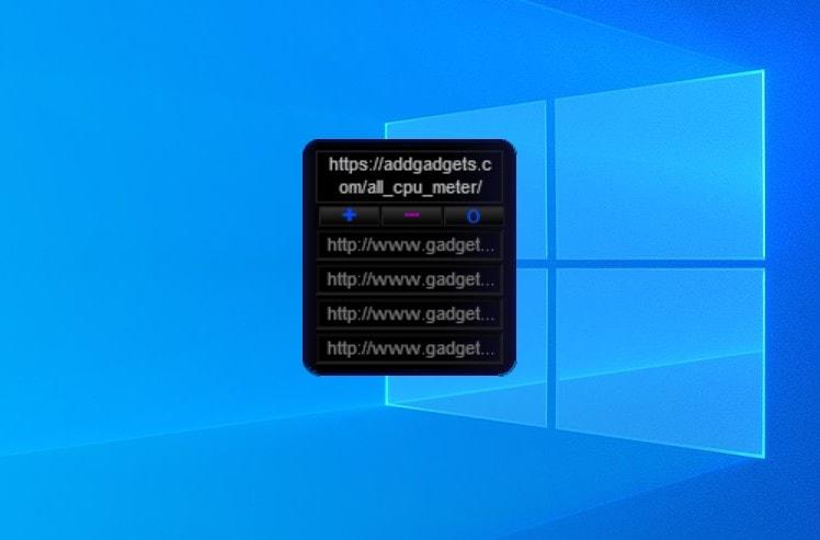 Clipboard Viewer - widget for Windows