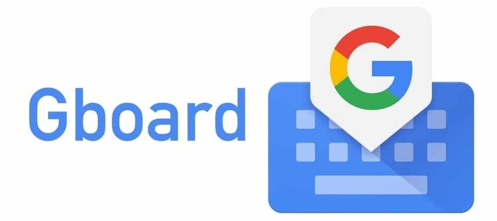 Gboard - the Google Keyboard, Android Tablet apps