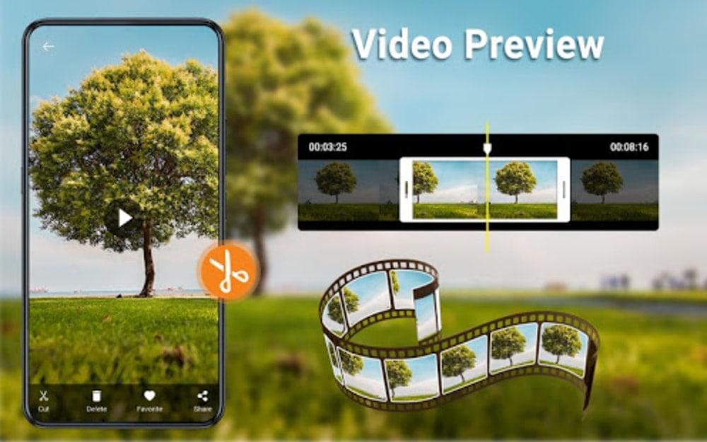 HD camera - Video, Panorama, Filters, Photo Editors