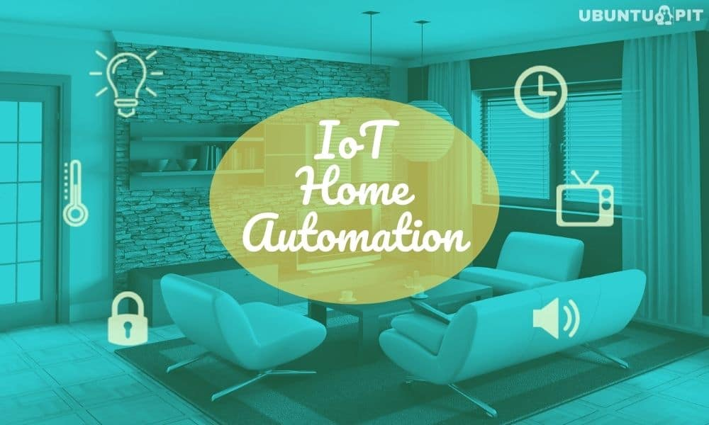 Home Automations Using IoT