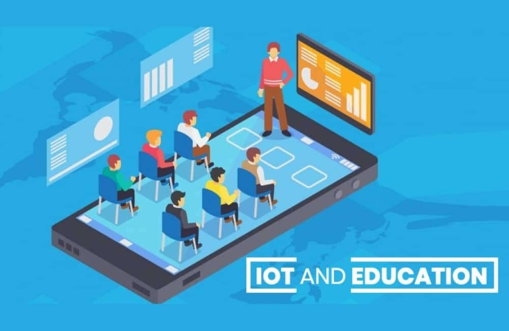 IoT Applications in Education