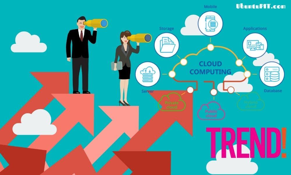 Most Popular Cloud Computing Trends
