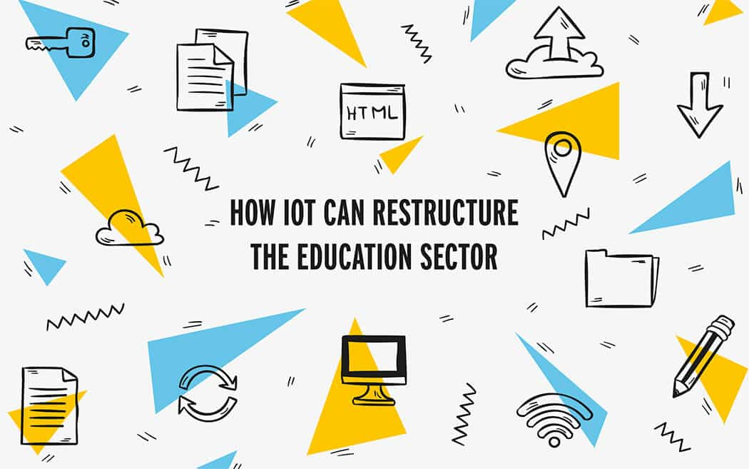 Role of IoT in Education
