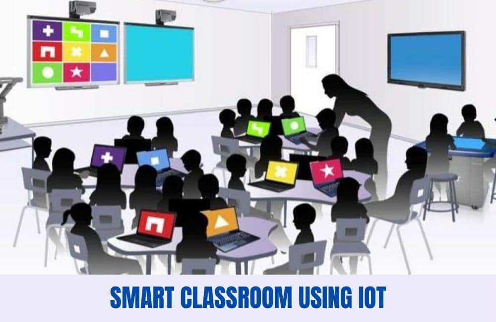 Smart Classrooms using IoT in Education