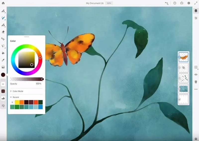 adobe_fresco - drawing apps for pc
