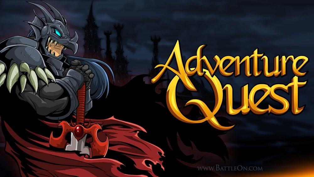 adventurequest _ online browser games