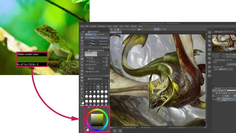 clip_studio_pro - drawing apps for pc