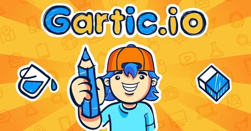 gartic _ online browser games