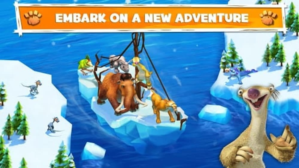 Ice Age Adventures, Android Tablet games
