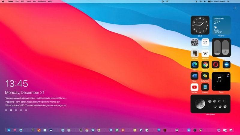 macos_big_sur - macOS Transformation Pack