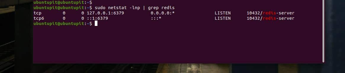 emote dictionary server GREP on ubuntu