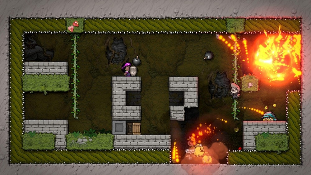 spelunky _ online browser games