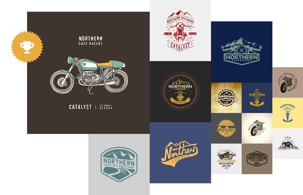 99designs best designing freelance website