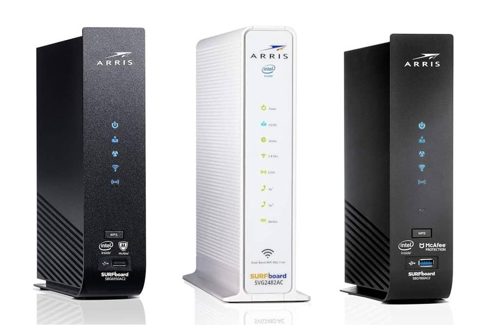 Arris Secure Home Gateway