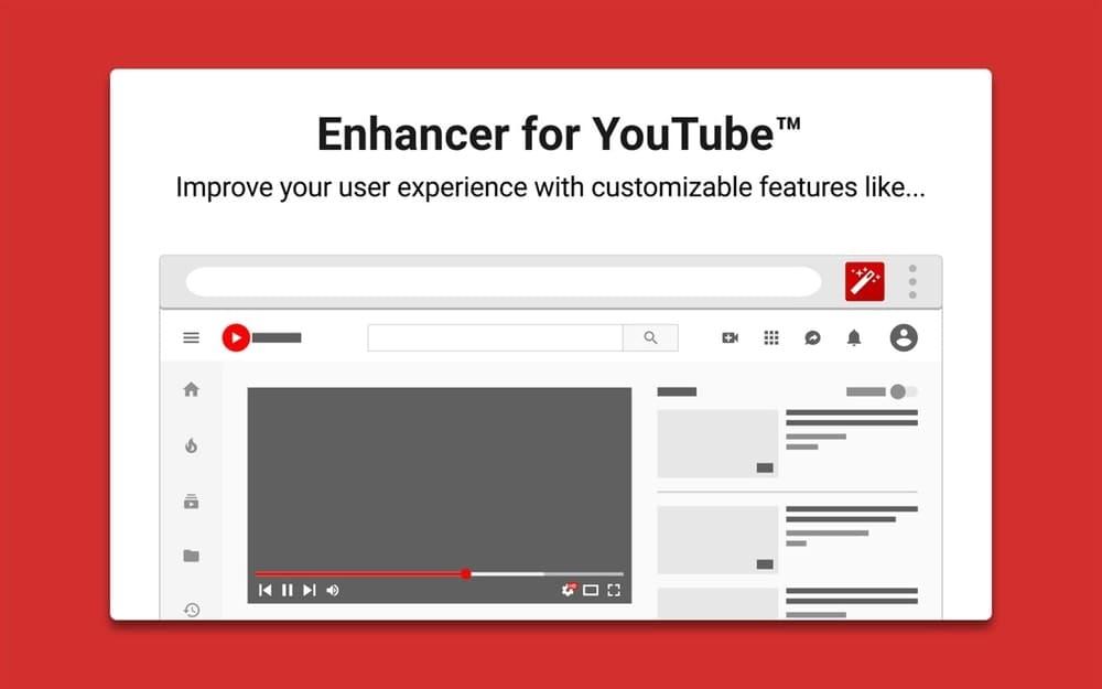 Enhance for Youtube