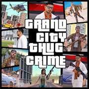 Grand City Thug Crime Game, gangster games for Android