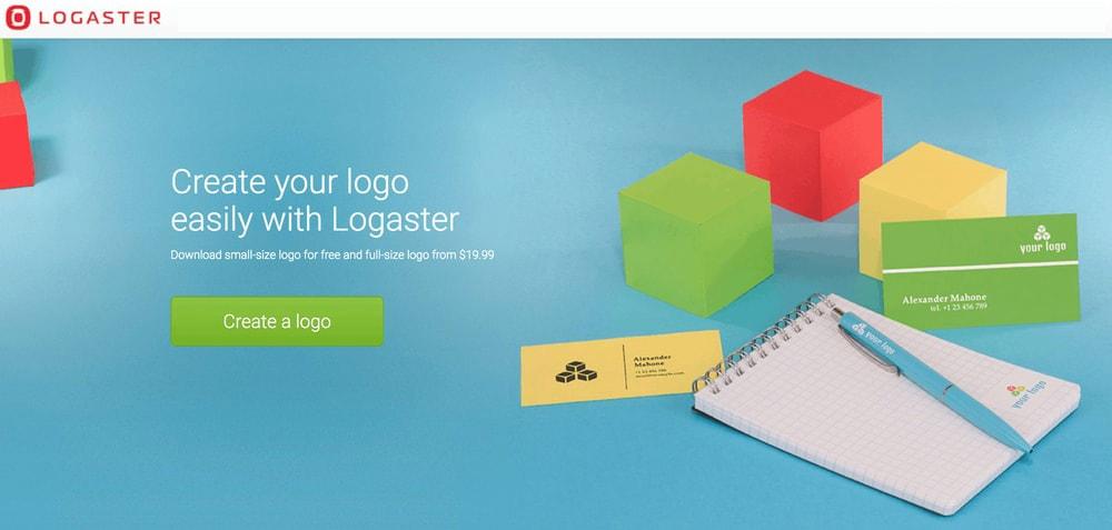 Logaster _ Online Logo Makers