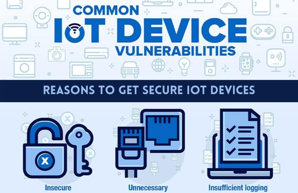 Reasons To Get Secure IoT Devices