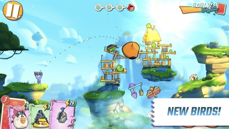 angry_birds_2 - small size games for PC