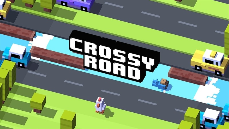 crossy_road - small size games for PC