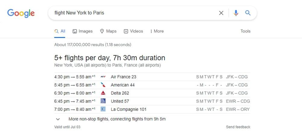 Get Flight Information