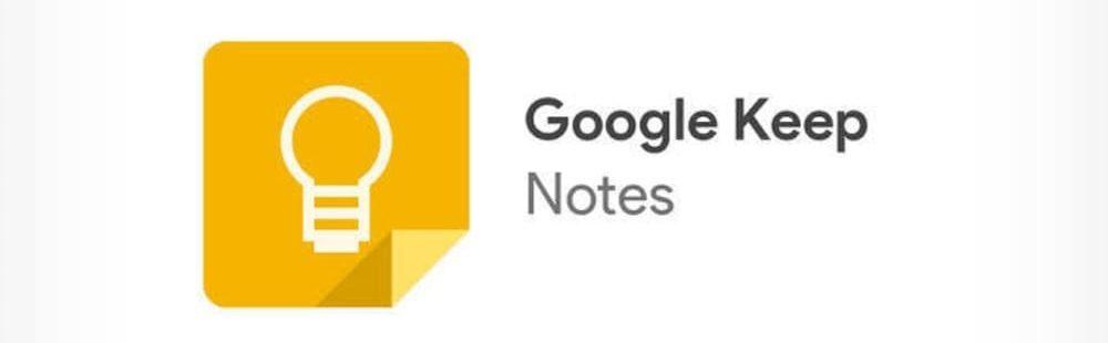 Google Keep, best apps for Chromebooks