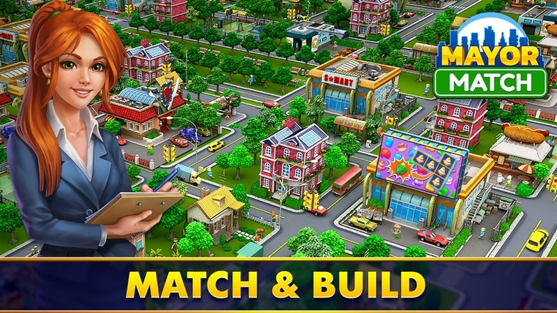 mayor_match - small size games for PC