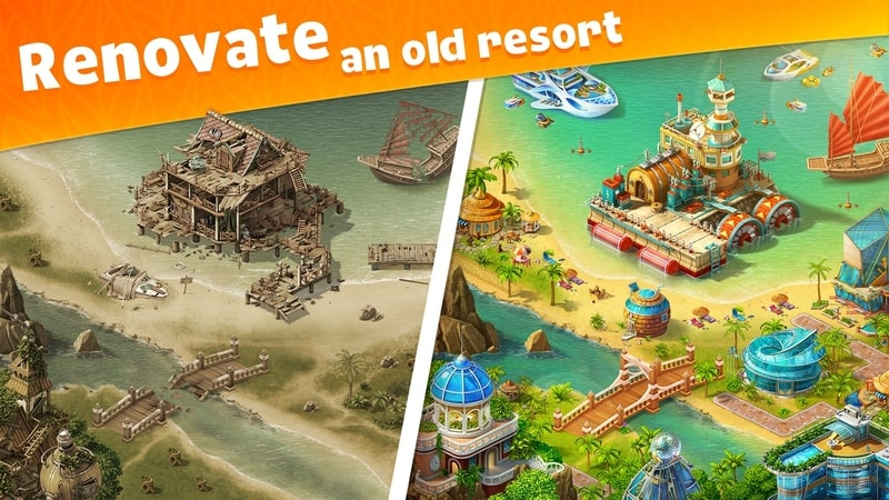 paradise_island_2 - small size games for PC