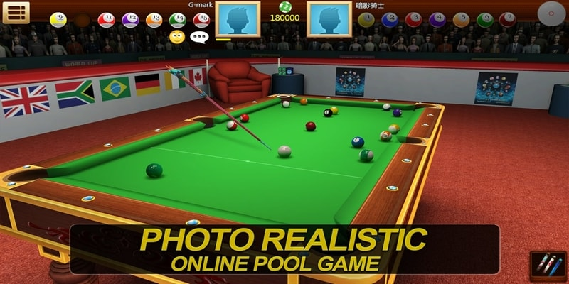 real_pool_3d - small size games for PC