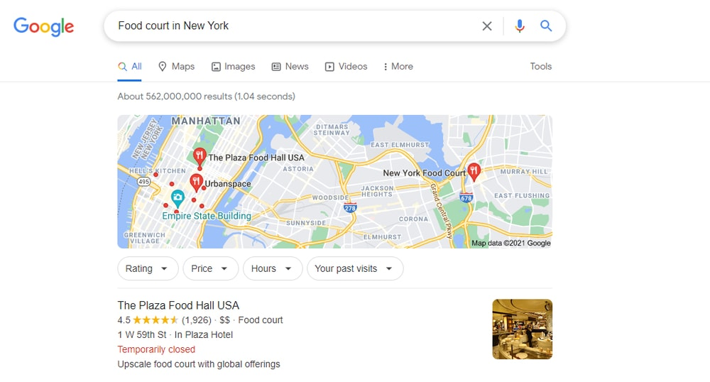 Search by Location Google Tips & Tricks
