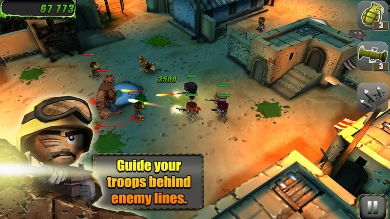 tiny_troopers - small size games for PC