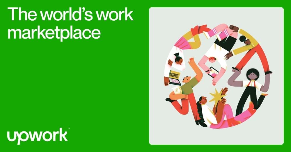 upwork best freelance website