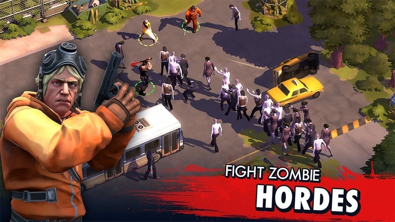 zombie_anarchy - small size games for PC