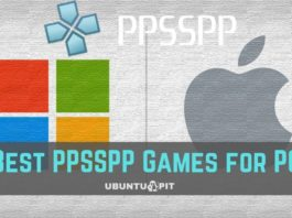 Best PPSSPP Games for PC