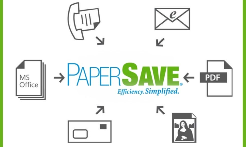 PaperSave accoounts payable software