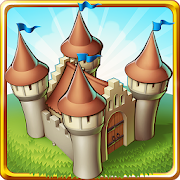 Townsmen, empire building games for Android