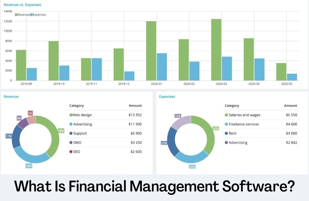 What Is Financial Management Software