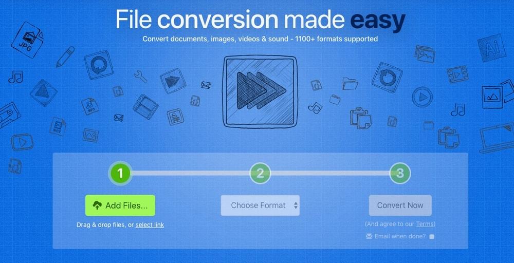 Zamar Free Online Video Converter