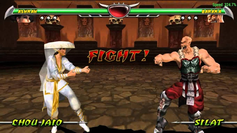 mortal_kombat_unchained - PPSSPP games for PC