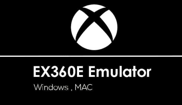 EX360E Xbox 360 Emulator for PC