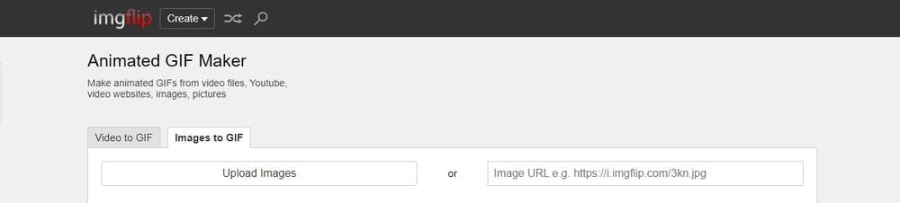 ImgFlip Online GIF Maker