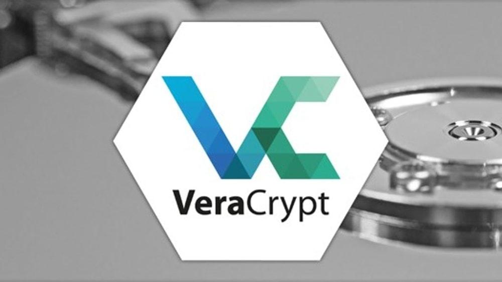 VeraCrypt Encryption software for Windows